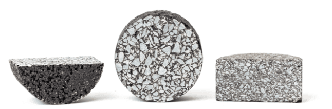 fibers pellets granulates